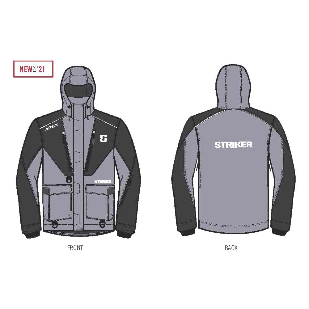 Striker Ice Apex Ice Fishing Jacket