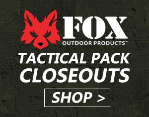 Fox Pack Closeouts
